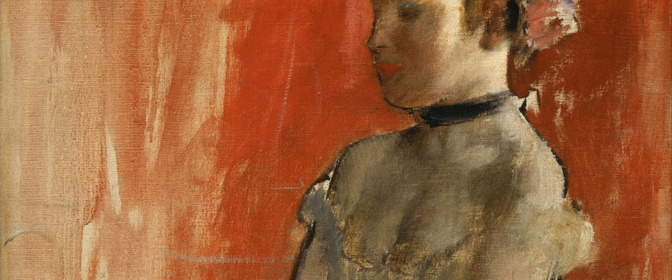 Ballet Dancer with Arms Crossed by Edgar Degas | Buy Posters, Frames, Canvas  & Digital Art Prints