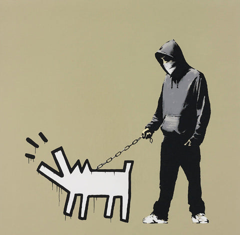 Choose Your Weapon - Banksy
