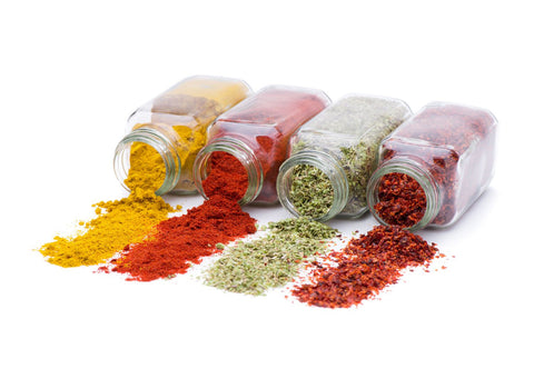 Beautiful Herbs And Spices