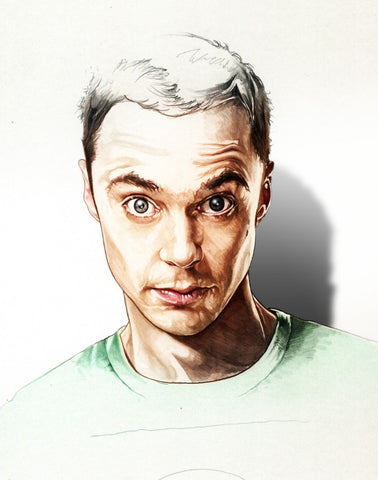 Big Bang Theory - Sheldon - Posters