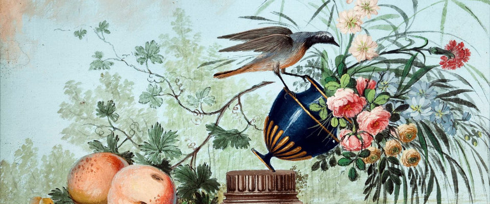 Bird Spilling a Vase by Michael Pierre | Buy Posters, Frames, Canvas  & Digital Art Prints