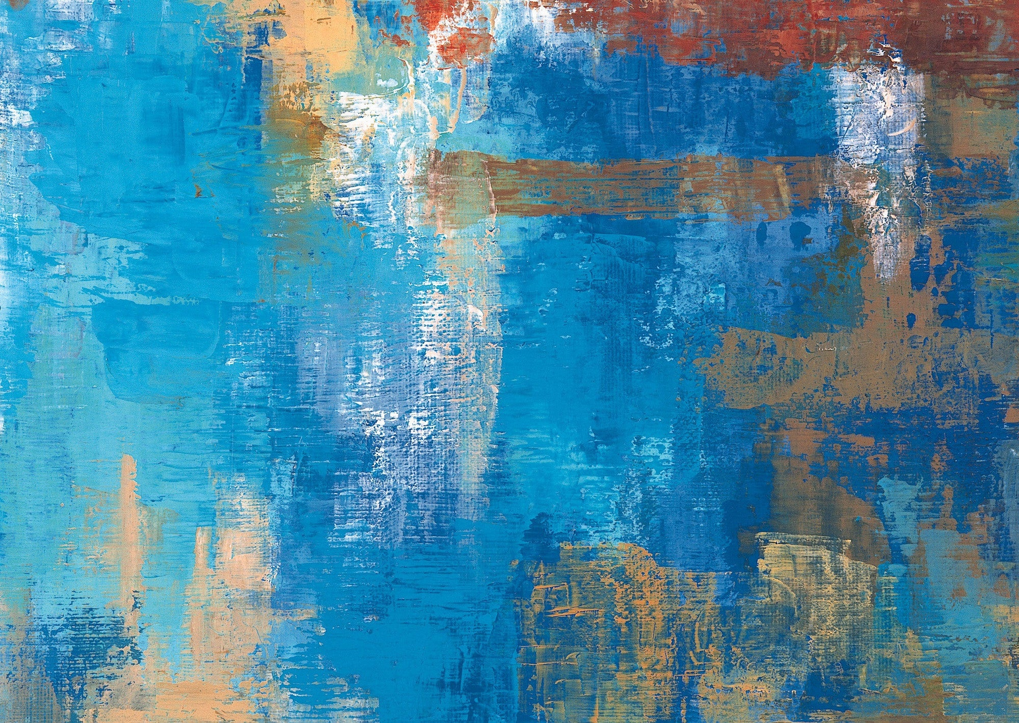 blue abstract art posters by sina irani buy posters frames