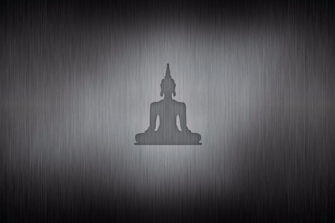 Buddha - Digital Art - Posters