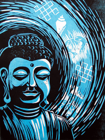 Buddha - The Enlightened One - Posters