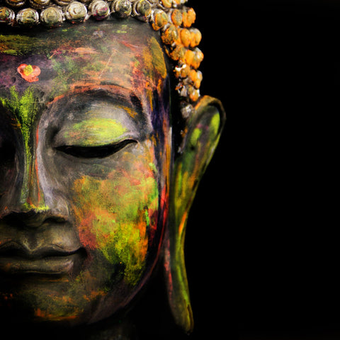Buddha - The Enlightened One - Large Art Prints