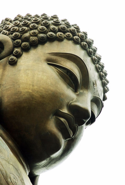 Buddha Bless You - Large Art Prints