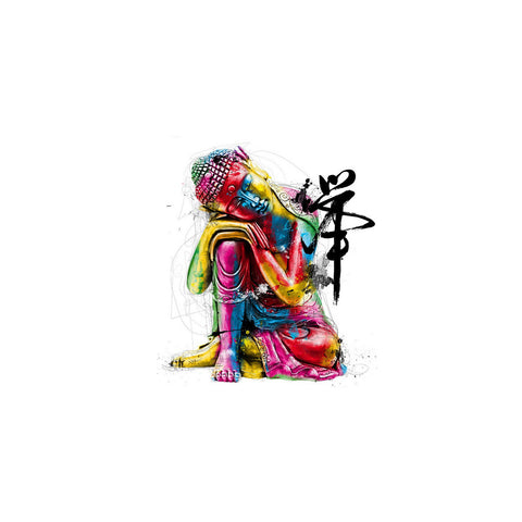 Buddha Colorful Art - Posters