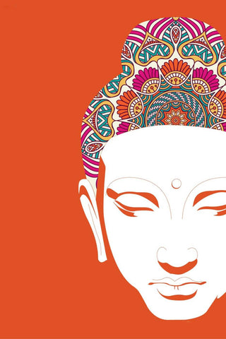 Buddha Digital- Tallenge Buddha Painting and Poster Collection