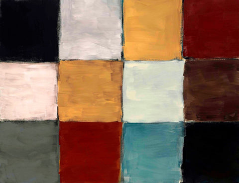 Checkers - Contemporary Abstract Art
