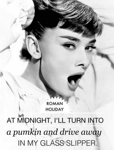 Classic Movie Poster Art - Roman Holiday -Audrey Hepburn - Tallenge Hollywood Poster Collection