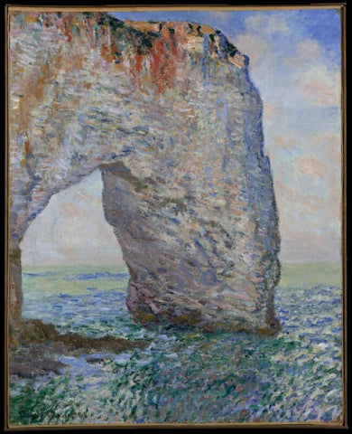 The Manneporte (Near Étretat) - Large Art Prints