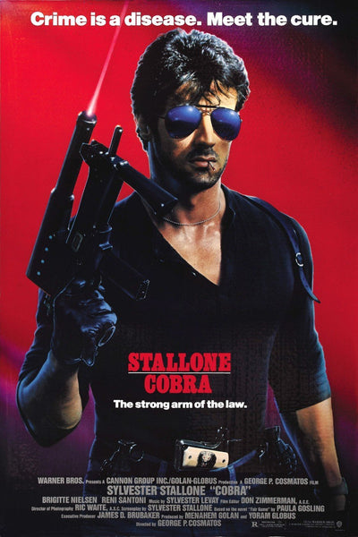 Stallone Cobra - Posters