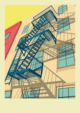 Contemporary Architectural Illustration 1