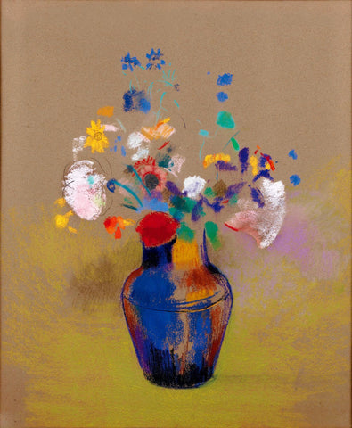 Contemporary Floral Art - Tallenge Floral Painting