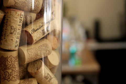 Corks - Bar Art by Deepak Tomar