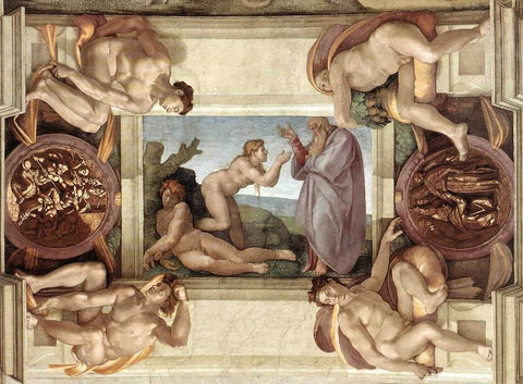 Creation Of Eve - (Creazione di Eve)