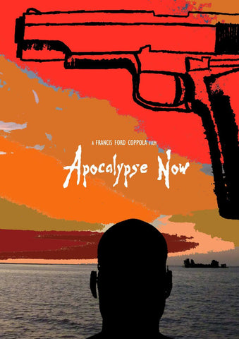 Cult Movie Fan Art - Apocalypse Now - Tallenge Hollywood Poster Collection by Tim