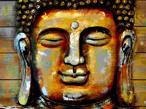 The Divine Buddha