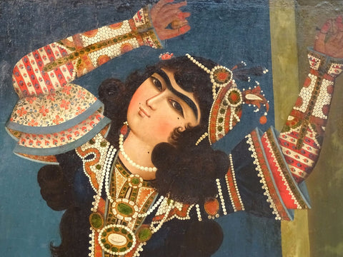 Dancer With Castanets by Anonymous Artist