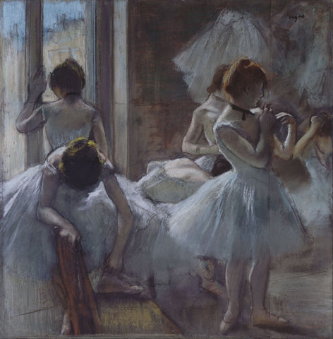 Dancers - Framed Prints