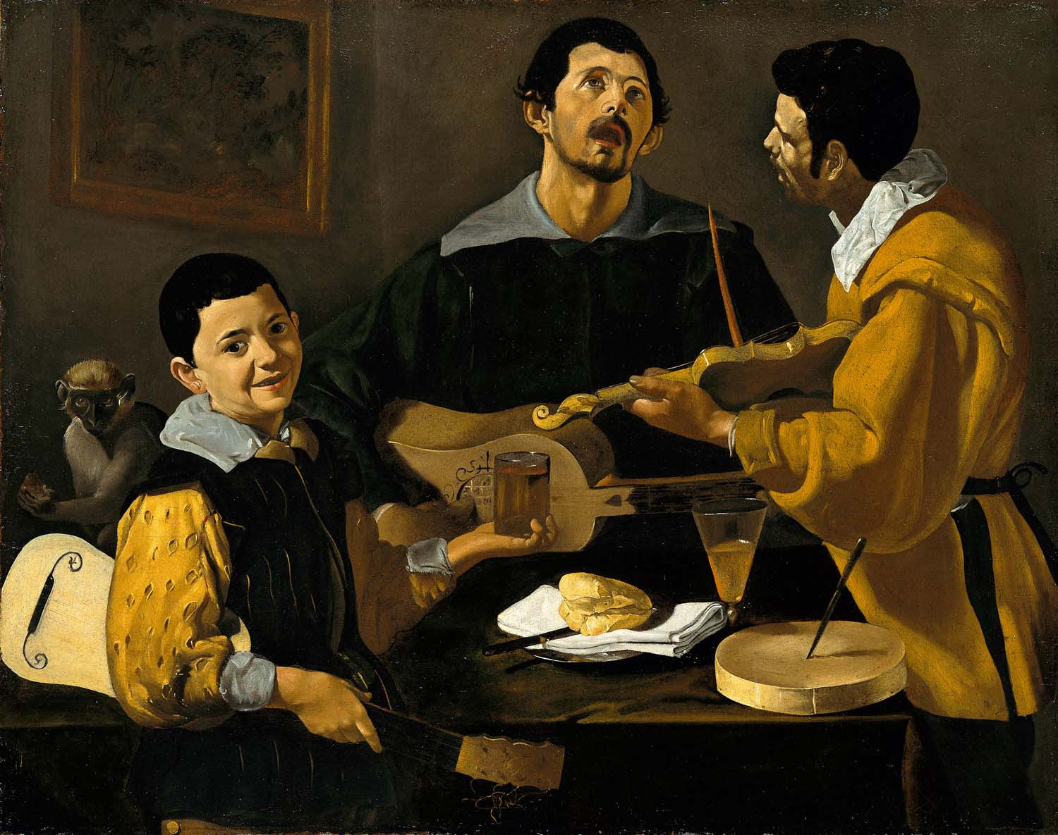 Diego Velázquez | Buy Posters, Frames, Canvas, Digital Art & Large Size Prints Of The Famous Old Master's Artworks