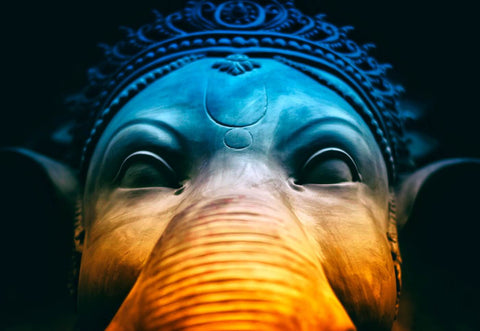 Digital Art - Ganpati Vinayak - Ganesha Collection by Raghuraman