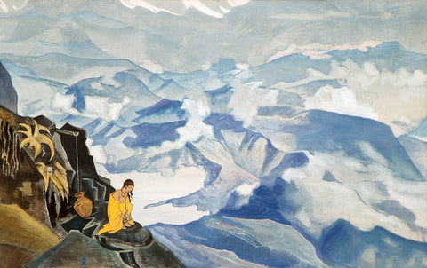 Drops Of Life by Nicholas Roerich