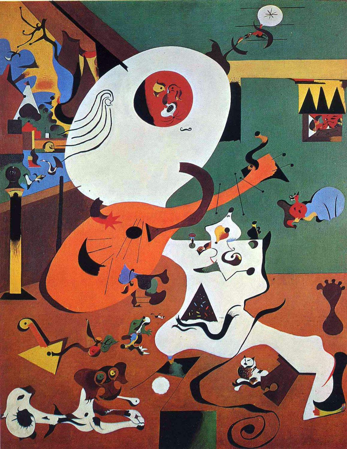 Joan Miró | Buy Posters, Frames, Canvas, Digital Art & Large Size Prints Of The Famous Modern Master's Artworks