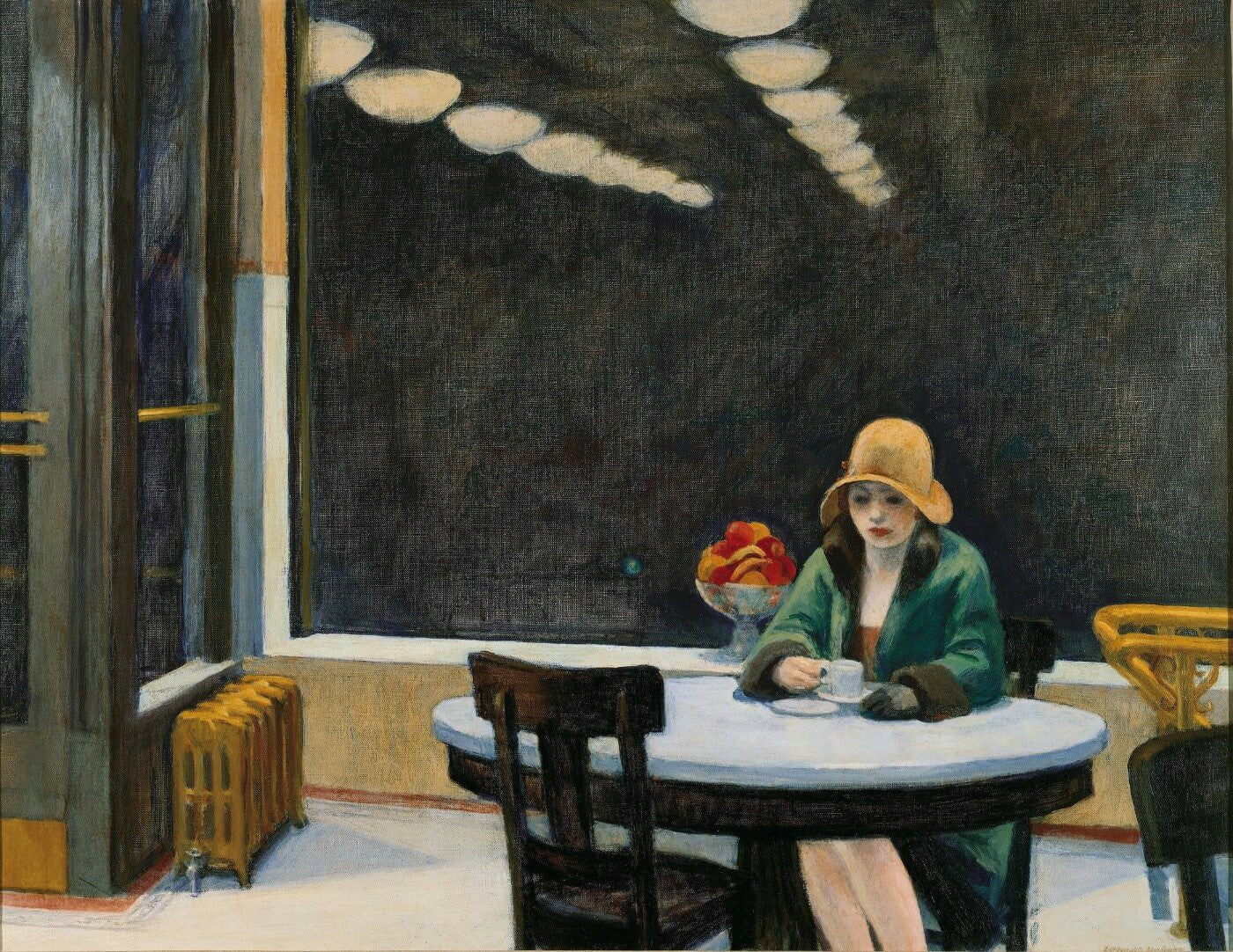 Edward Hopper Paintings | Buy Posters, Frames, Canvas, Digital Art & Large Size Prints Of The Famous Modern Master's Artworks
