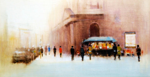 Exciting View of  a Market by Sina Irani