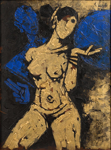 Female nude, 1979