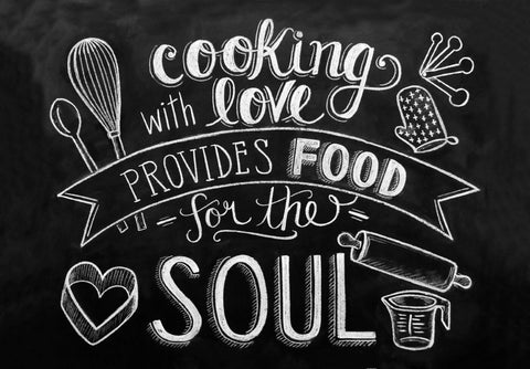 Food For The Soul by Tallenge Store