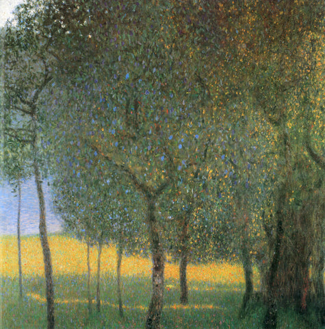 Fruit Trees, 1901