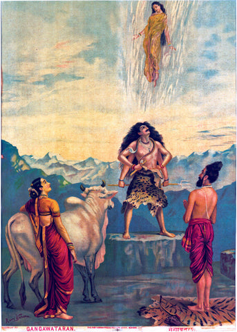 Raja Ravi Varma Paintings | Buy Posters, Frames, Canvas