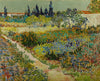 Garden At Arles - Art Prints