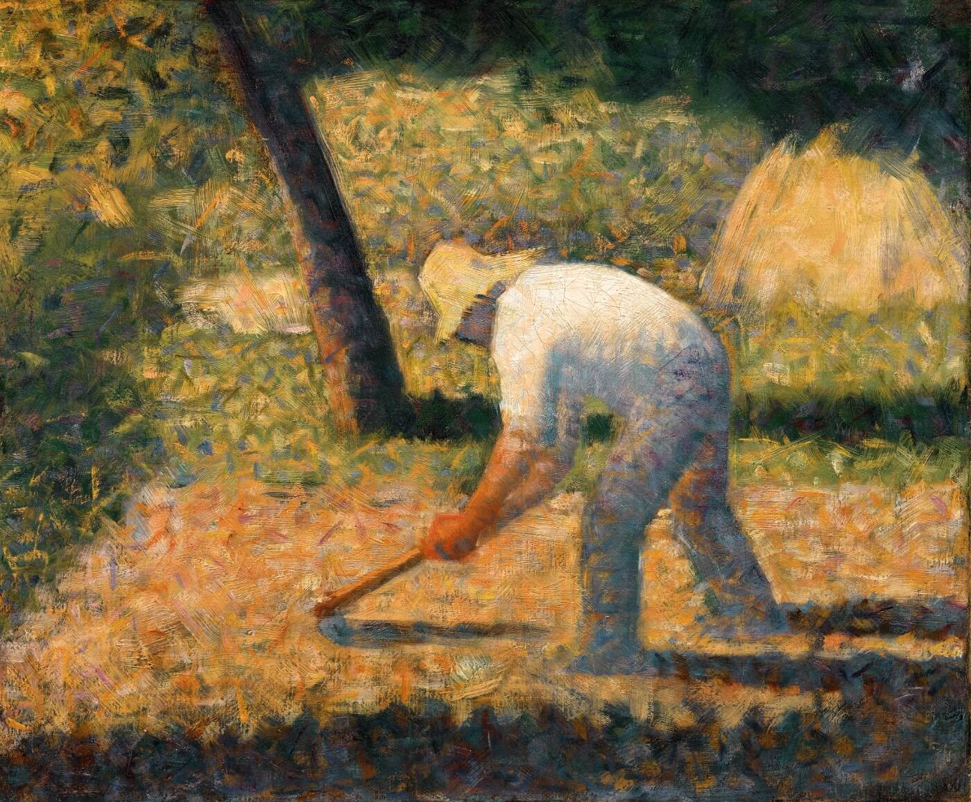 Georges Seurat Paintings | Buy Posters, Frames, Canvas, Digital Art & Large Size Prints Of The Famous Old Master's Artworks