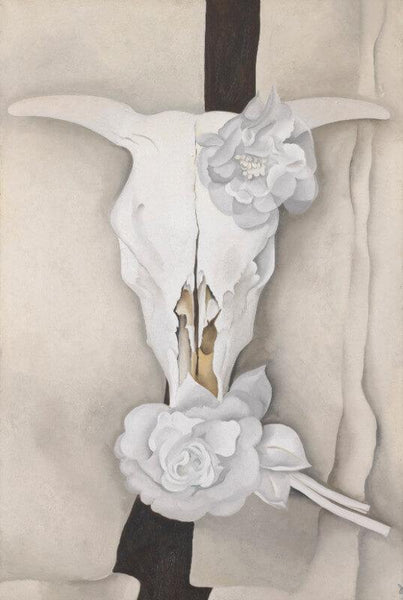 Cow's Skull - Posters