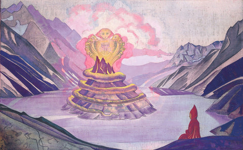 Nagarjuna Conqueror of the Serpent