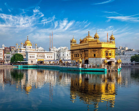 Golden Temple Amritsar (Sri Harmandir Sahib) - Sikh Holiest Shrine