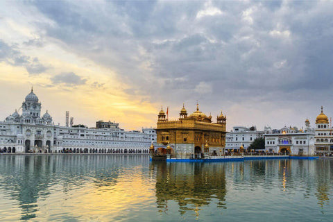 Golden Temple (Sri Harmandir Sahib) Amritsar - Sikh Holiest Shrine