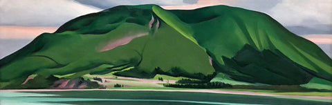 Green Mountains, Canada - Georgia OKeeffe