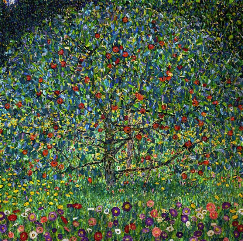 Apple Tree - Life Size Posters by Gustav Klimt | Buy Posters, Frames ...