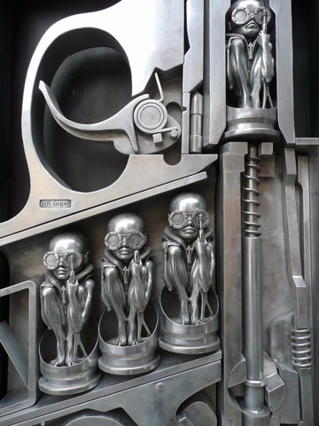 Birth Machine by H.R. Giger