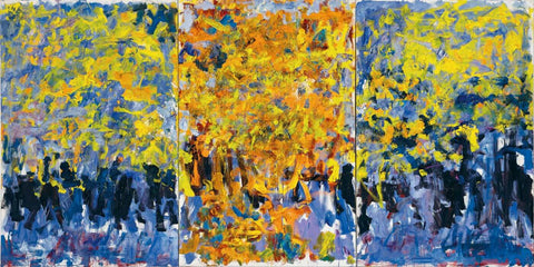 Hans - Joan Mitchell - Abstract Masterpiece Painting