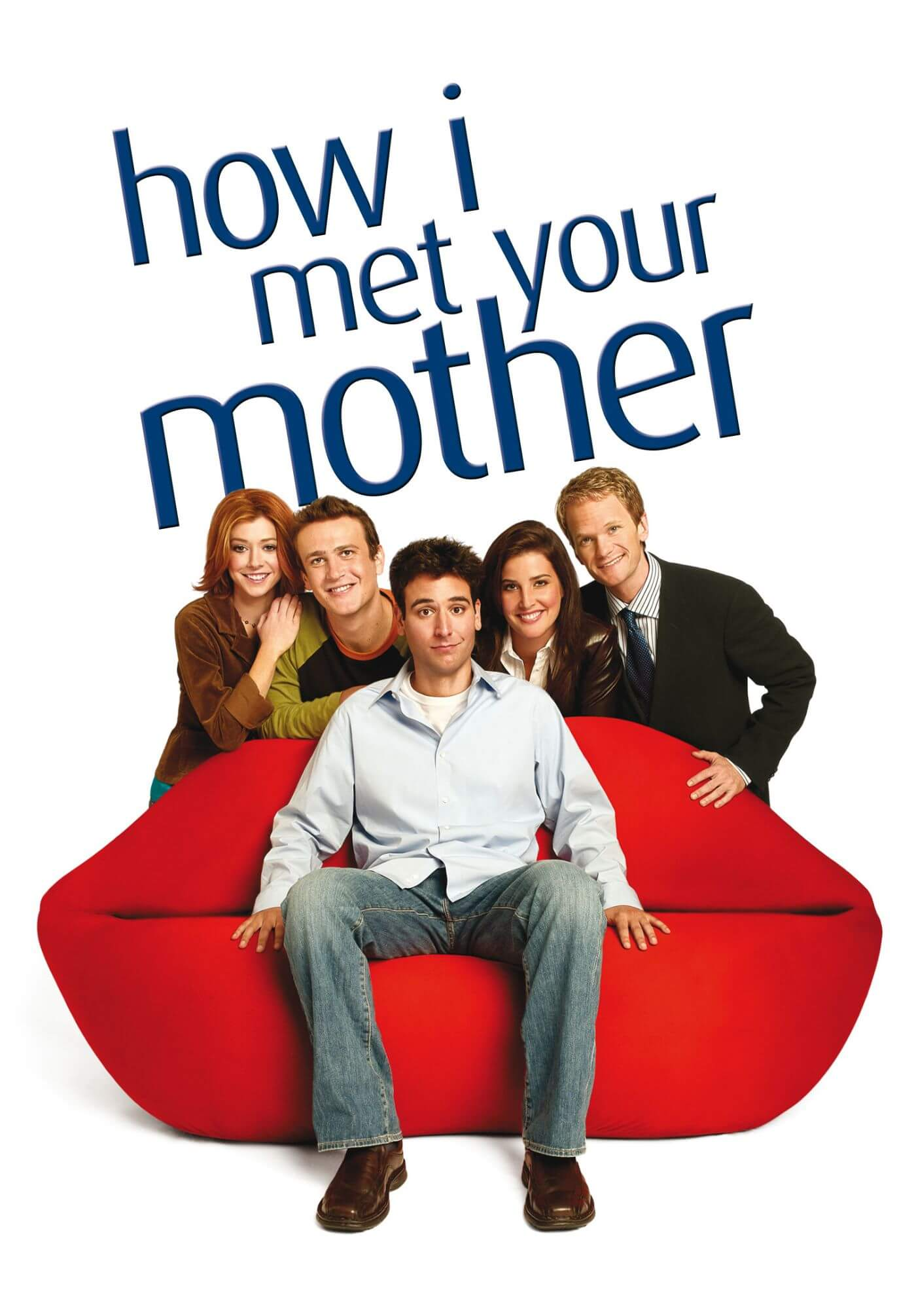 How I Met Your Mother - Classic TV Show Poster 5 - Art Prints