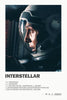 Interstellar  - Dont Let Me Leave Murph - Tallenge Modern Classics Hollywood  Movie Poster Collection - Canvas Prints