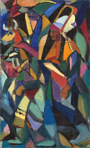 Indian Contemporary Abstract Art