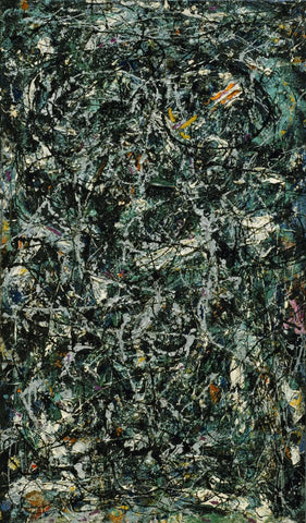 Full Fathom Five - Jackson Pollock