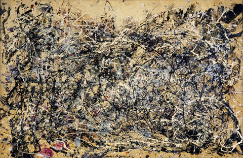 Number 1A-1948 - Jackson Pollock