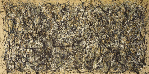 One: Number 31 - Jackson Pollock by Jackson Pollock